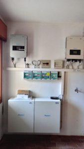 Batterie di accumulo con inverter (provincia di PD)