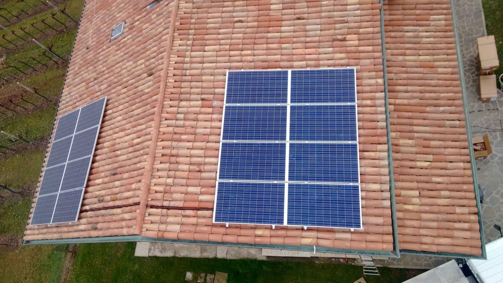 Installazione fotovoltaico a Padova