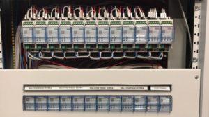 Nuova sistemazione quadro elettrico