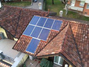 Impianto fotovoltaico (3 kW)