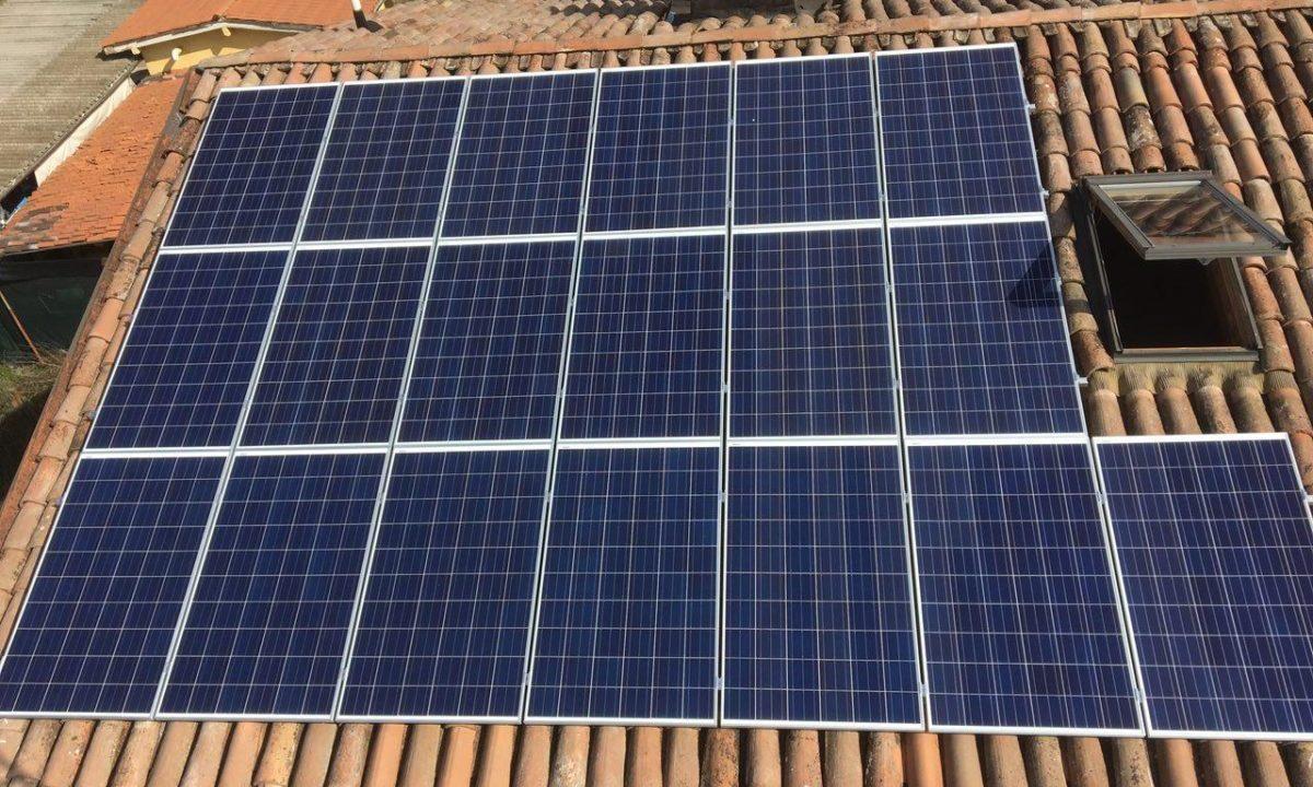 Installazione fotovoltaico a Vicenza